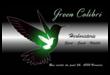 Geen colibri une herboristerie à l'ancienne