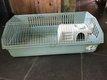 Grande cage lapins nains/cobayes