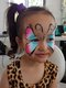 Kindergrime, schmink, painting en glitter tattoo