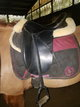 Selle dressage Harry's horse 17'5