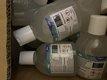 Gel hydroalcoolique et spray anti bactérien