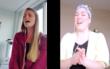 Homemade zangvideo inclusief online zanglessen