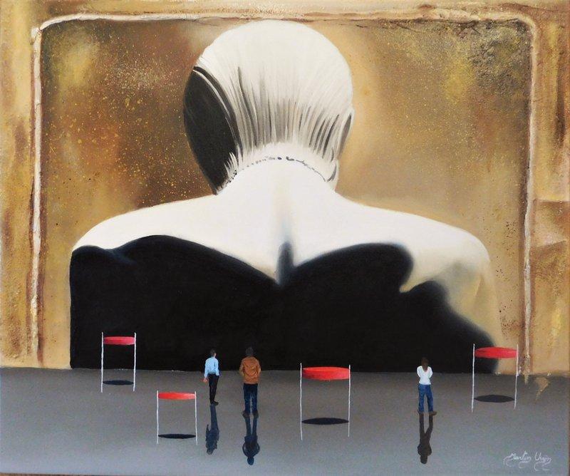 Expo 'Reflections' met werk van Martin Uvijn