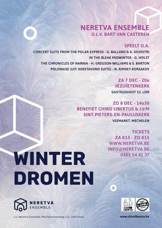 Winterdromen - Neretva Eindejaarsconcert