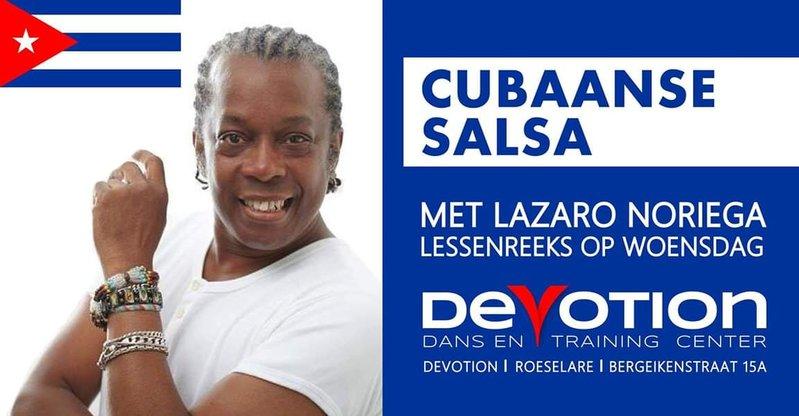 Cubaanse Salsa in Roeselare | Gratis Proefles