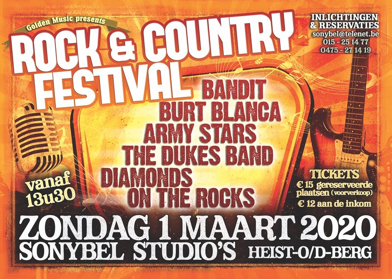 Rock & Country Festival