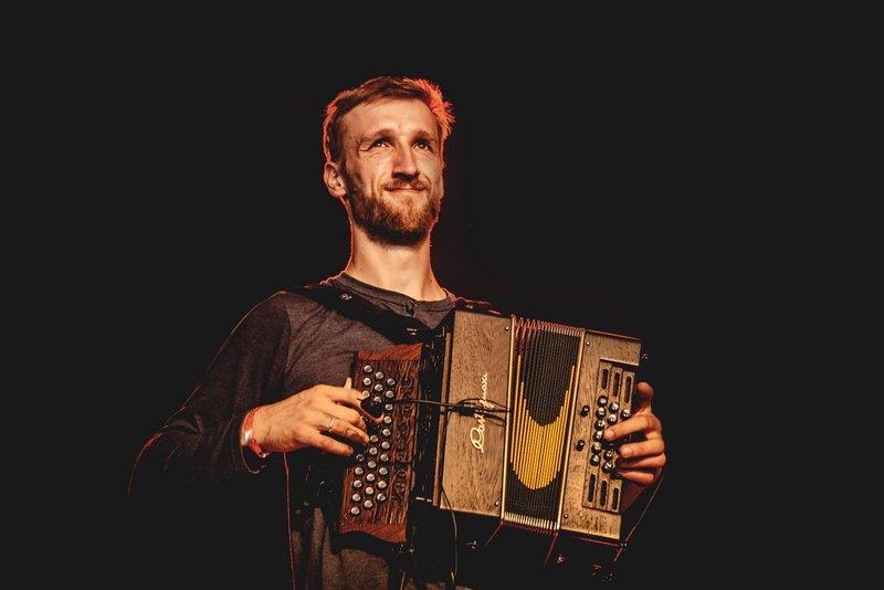 Workshop diatonische accordeon met Hartwin Dhoore