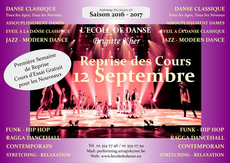 6bdebfd01b678e L Ecole de Danse - Brigitte Kher - Cours de Funk Hip Hop Waterloo -  Quefaire.be