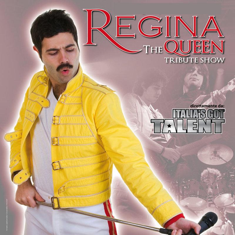 Regina The Real Queen Experience Concert La Louviere Quefaire Be