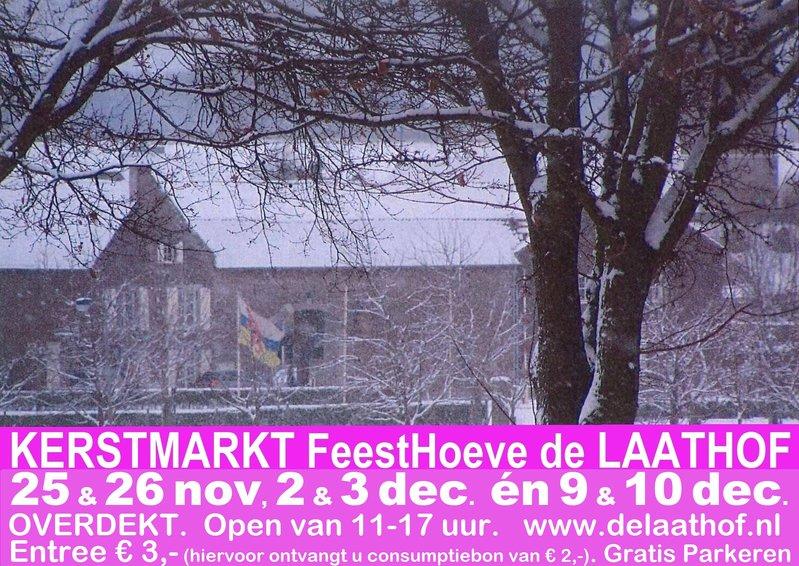 Kerstmarkt Mesch In De Laathof Moelingen Wattedoen Be