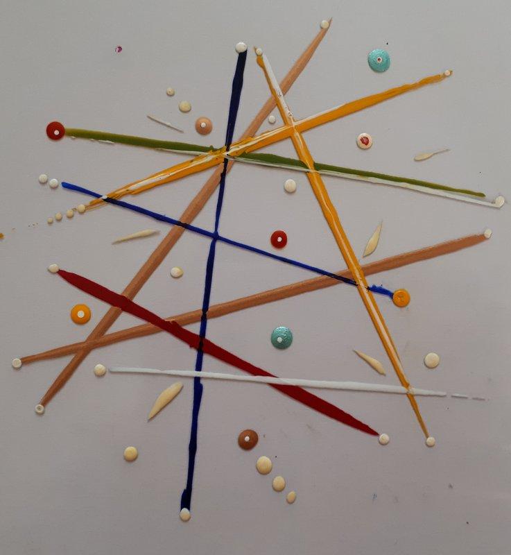 Berühmt Peinture acrylique sur Plexiglas-initiation Rosières - Quefaire.be CV39