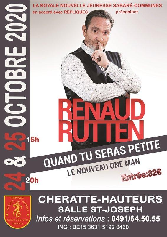 Renaud Rutten Quand Tu Seras Petite Cheratte Quefaire Be