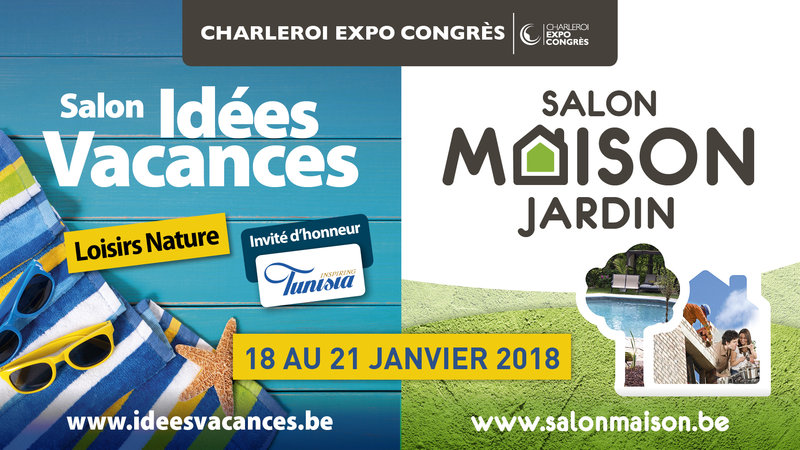 Salon Maison & Jardin Charleroi - Quefaire.be