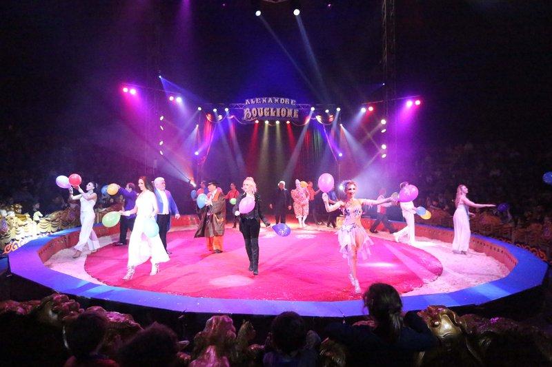 anniversaire cirque hainaut
