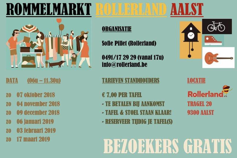 rommelmarkt 11 oktober
