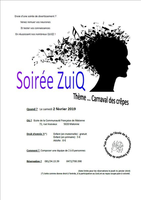 4cd04200c9475c Soirée Quizz - Musique Soirée Malonne - Quefaire.be
