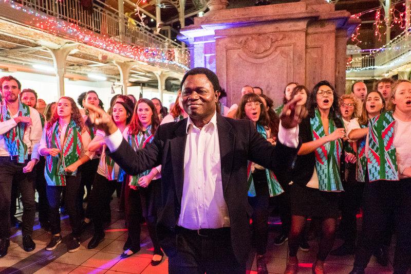 Stagescours Envie Chanter Gospel Des Chants Africains