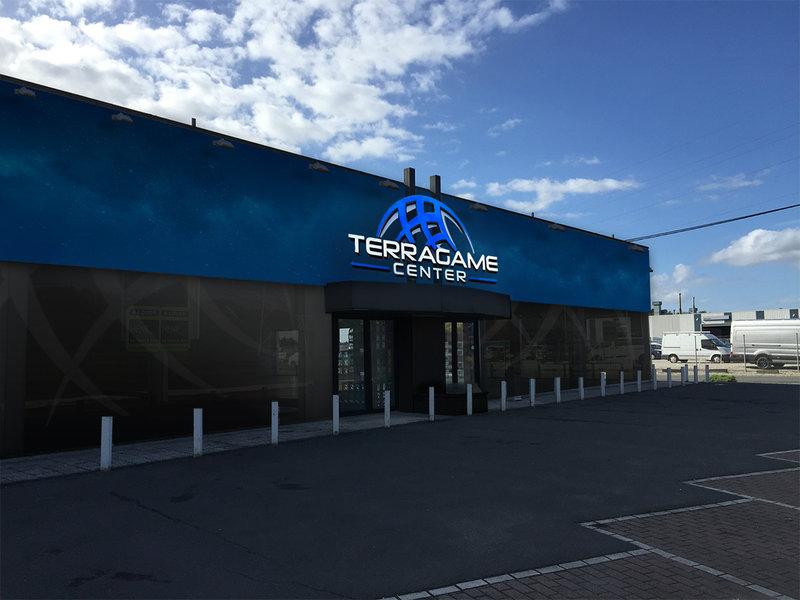 Salle De Jeux En Realite Virtuelle Terragame Ramegnies Chin