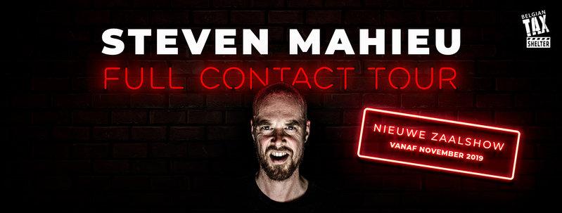 Full Contact Tour - Steven Mahieu