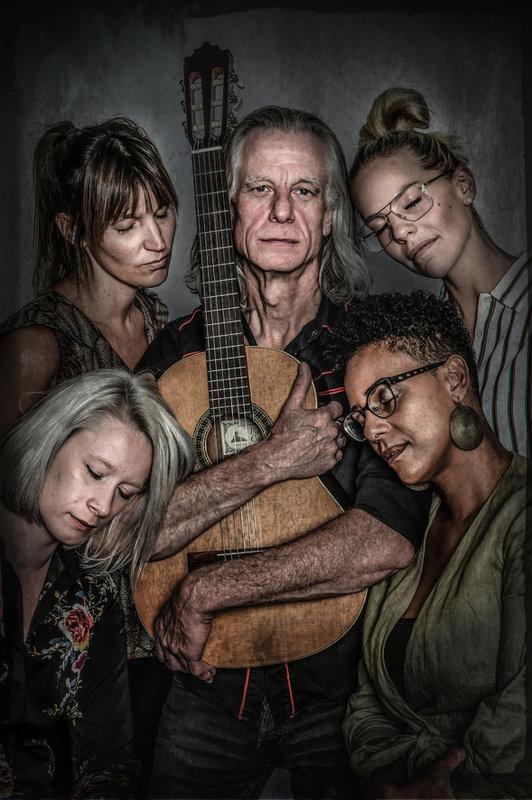 Guy Swinnen & The Ladies - the duet sessions