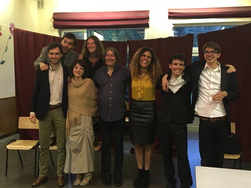 Atelier théâtre : Initiation à l'Actors Studio