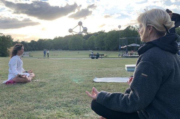 Stages,cours Méditation parc