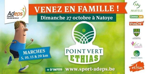 Loisirs Point vert Ethias