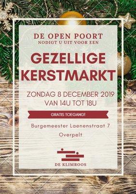 Kerstmarkten Gezellige Kerstmarkt