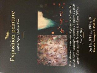 Expositions Exposition Peinture