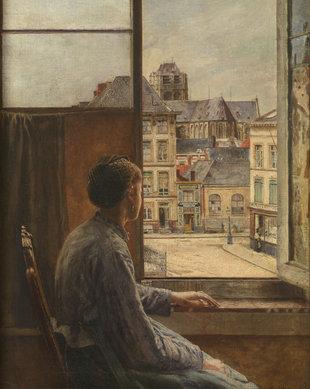 Expositions Henri Braekeleer (1840-1888). Fenêtre ouverte la modernité