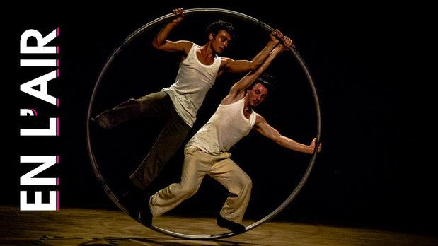 Spectacles Festival cirque L AIR    Résonance  &  125 Bpm