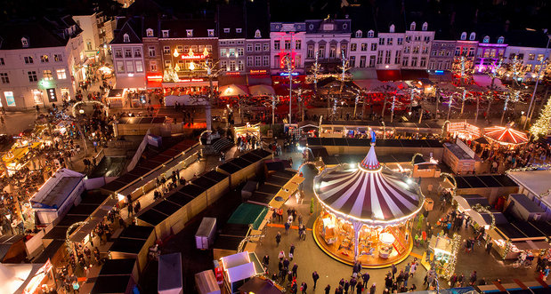 Excursions, séjours Journée libre marché Noel+ soldes Maastricht