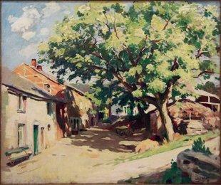 Expositions Paysages anciens la Famenne