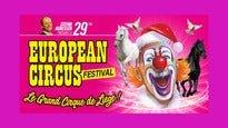 Spectacles Festival Cirque Européen