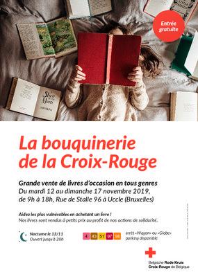 Loisirs Bouquinerie la Croix-Rouge