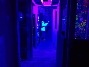 Loisirs Plaine jeux, Laser game arena, disco