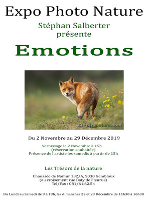Expositions Emotions