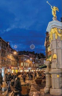 Loisirs Namur night