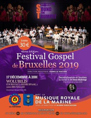 Concerts Brussels Gospel Festival - 4ème édition