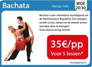 Workshops Workshop Bachata