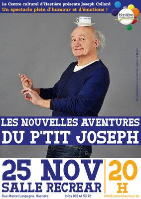 Spectacles Les nouvelles aventures P tit Joseph