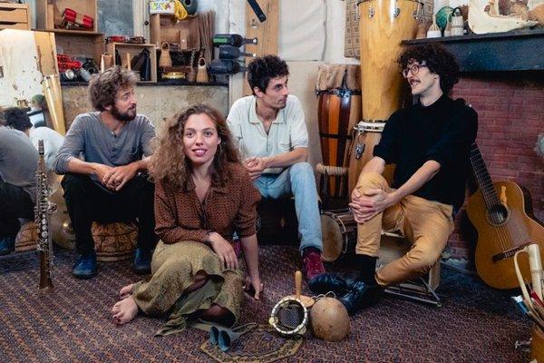 Concerts Rosa Quartet( Brasil) 'Chorando Sim'