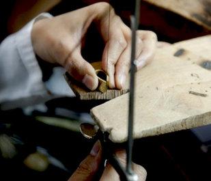 Stages,cours Initiation à bijouterie artisanale.