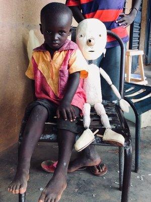 Spectacles Pinocchio Kikirga théâtre 4 mains le théâtre Soleil Ouagadougou