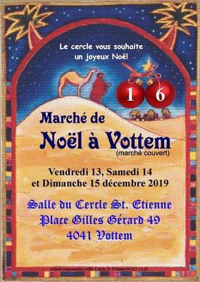 Marchés de Noël 16 Marché Noël