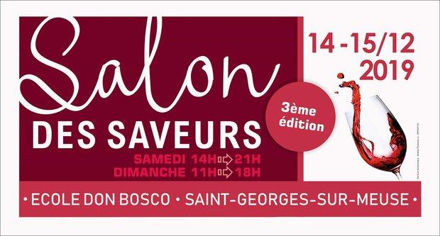 Loisirs Salon saveurs Saint-Georges - 3ème édition