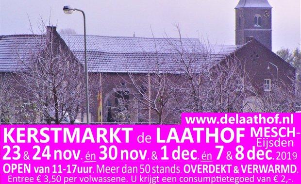 Kerstmarkten Kerstmarkt Mesch Laathof .