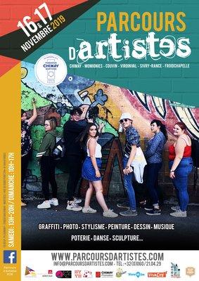 Expositions Parcours d Artistes