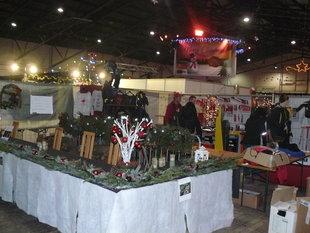 Kerstmarkten Grootste indoor kerstmarkt Limburg Bocholt