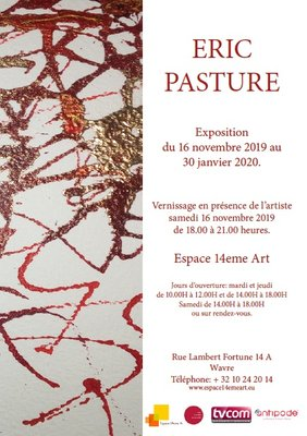 Expositions Exposition  Eric Pasture